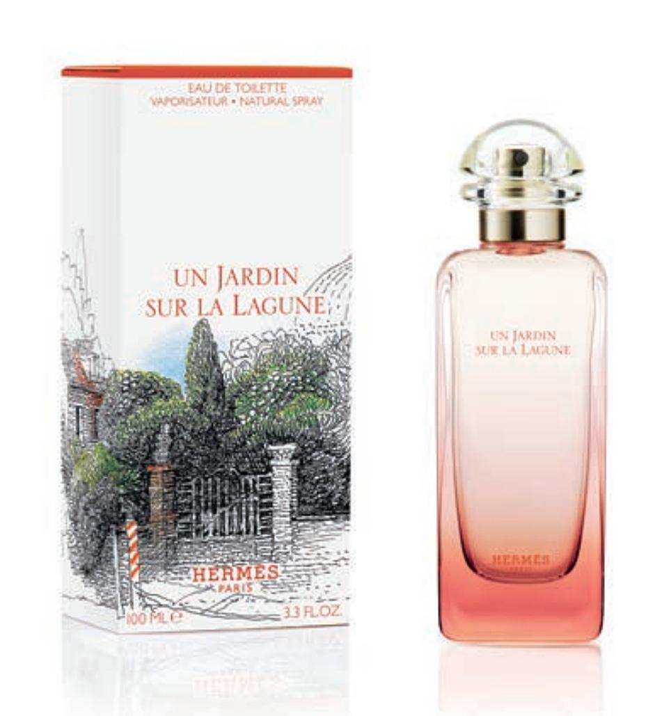 Hermes Un Jardin Sur La Lagune, 100ml, Toaletní voda