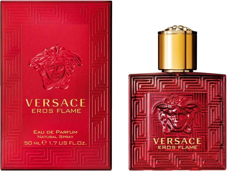 Versace Eros Flame, 30ml, Parfémovaná voda