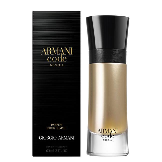 Giorgio Armani Code Absolu, 60ml, Parfémovaná voda