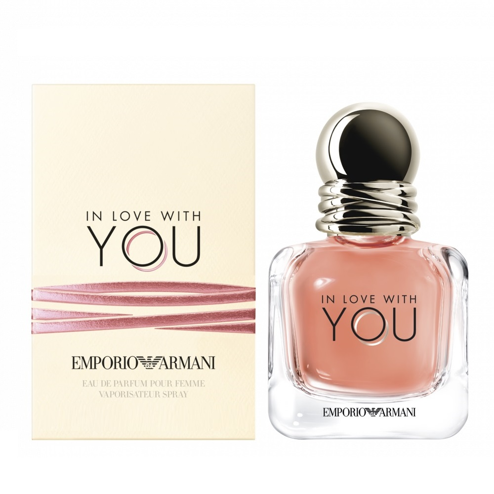 Giorgio Armani Emporio In Love With You, 30ml, Parfémovaná voda