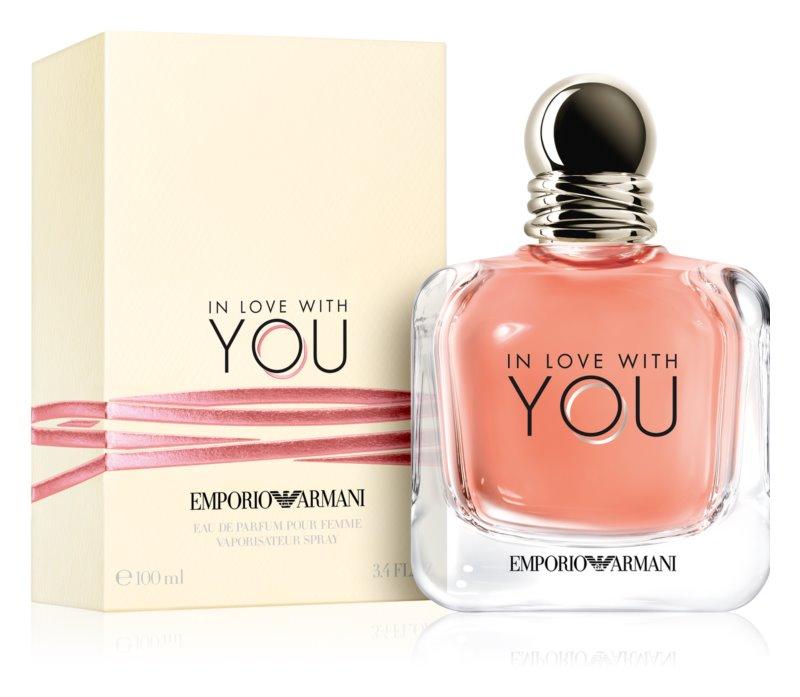 Giorgio Armani Emporio In Love With You, 100ml, Parfémovaná voda
