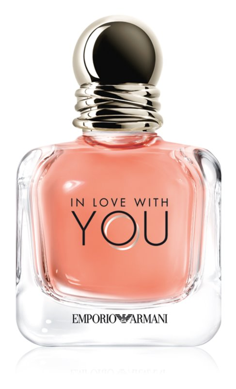 Giorgio Armani Emporio In Love With You, 100ml, Parfémovaná voda - Tester