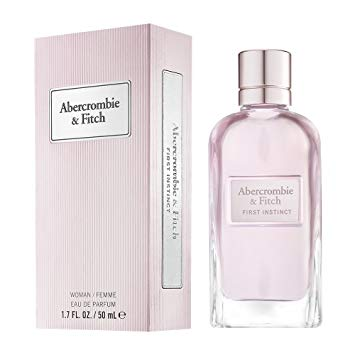 Abercrombie & Fitch First Instinct for Her, 50ml, Parfémovaná voda