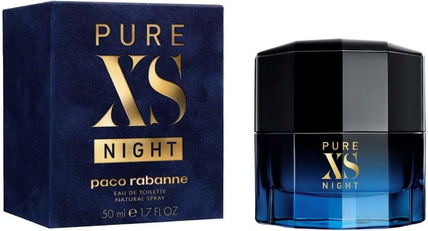 Paco Rabanne Pure XS Night, 50ml, Parfémovaná voda