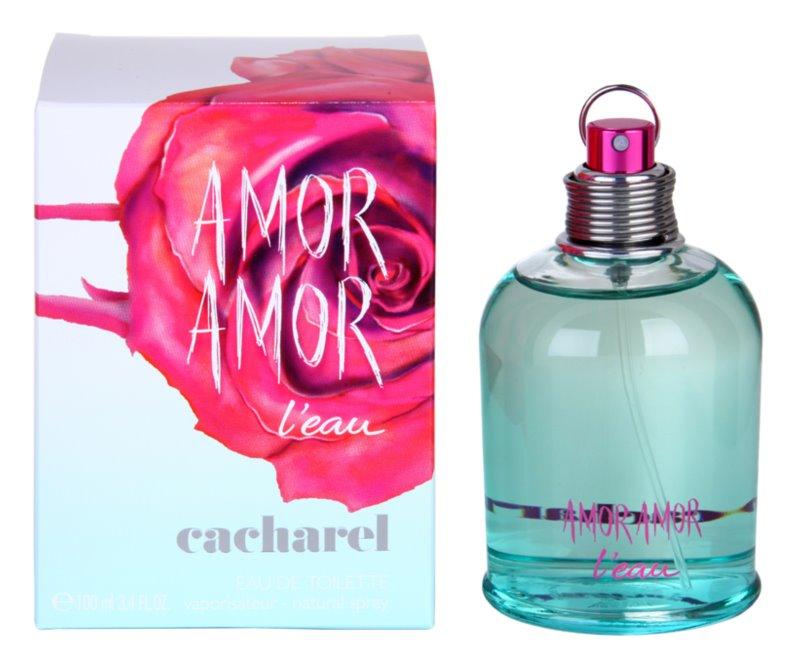 Cacharel Amor Amor L'Eau, 100ml, Toaletní voda