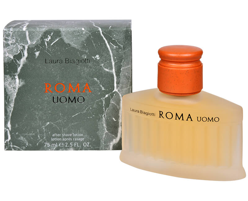 Laura Biagiotti Roma Uomo, 75ml, Voda po holení