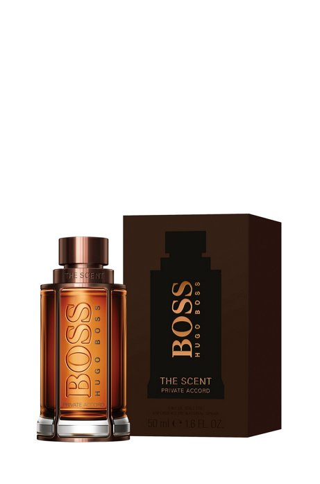 Hugo Boss Boss The Scent Private Accord, 50ml, Toaletní voda