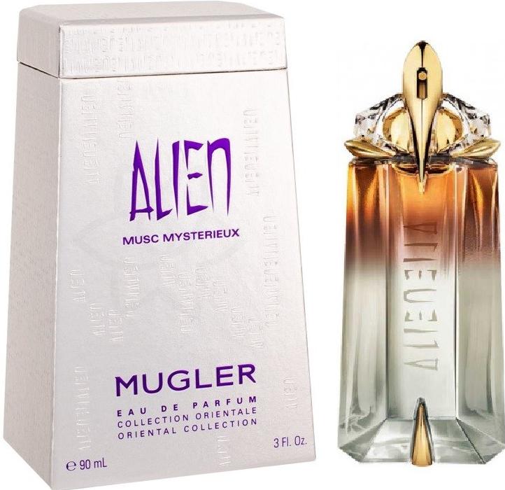 Thierry Mugler Alien Musc Mysterieux, 90ml, Parfémovaná voda