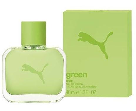 Puma Green Man, Toaletní voda, 40ml, Pánska vôňa