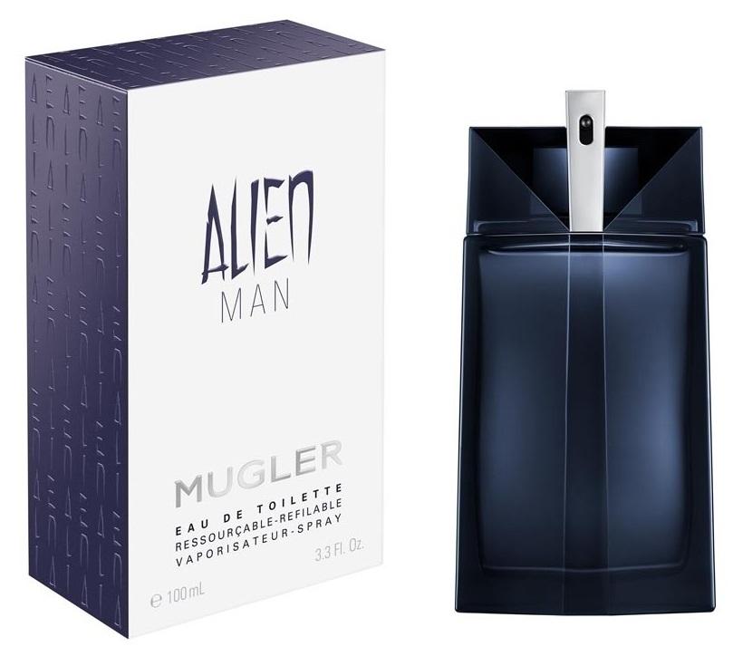 Thierry Mugler Alien Man, 100ml, Toaletní voda - Tester
