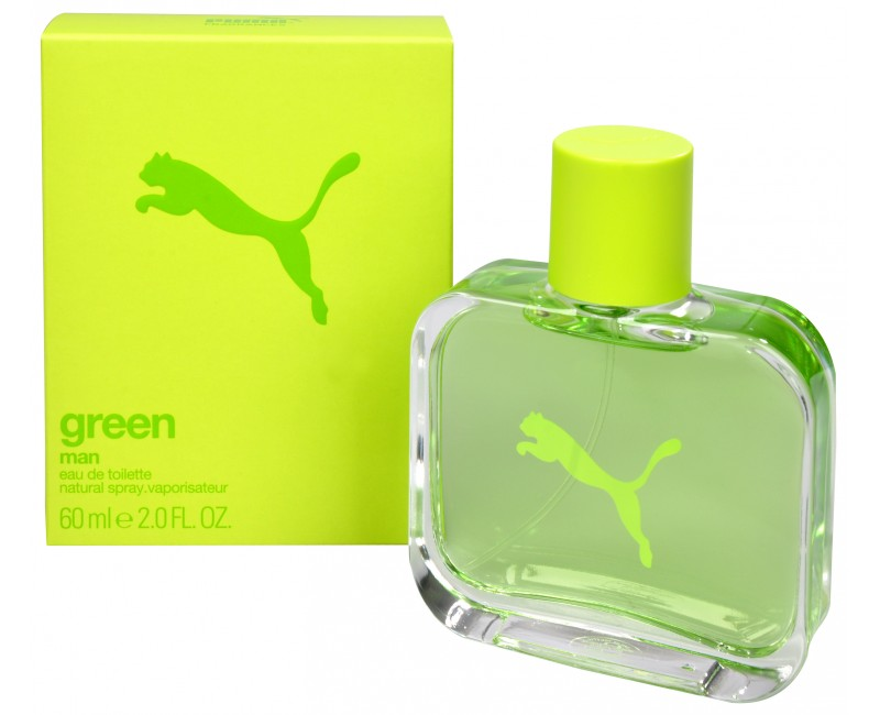 Puma Green Man, Toaletní voda, 60ml, Pánska vôňa