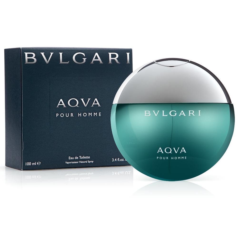 Bvlgari Aqva pour Homme, Toaletní voda, 100ml, Pánska vôňa