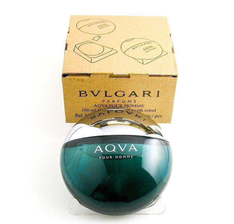 Bvlgari Aqva pour Homme, 100ml, Toaletní voda - Tester