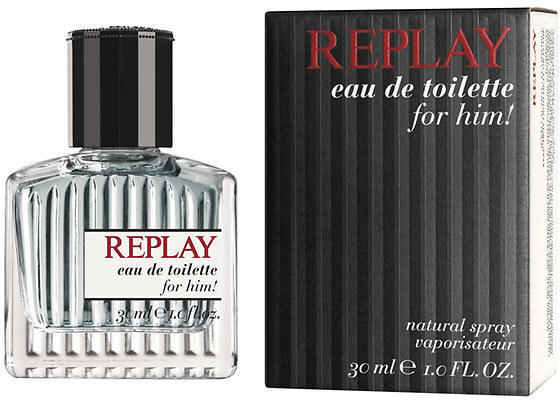 Replay Replay for Him, 30ml, Toaletní voda