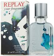 Replay Your Fragrance! for Him, Toaletní voda, Pánska vôňa, 30ml