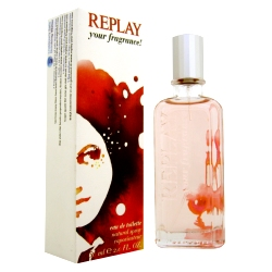 Replay Your Fragrance! for Her, 20ml, Toaletní voda
