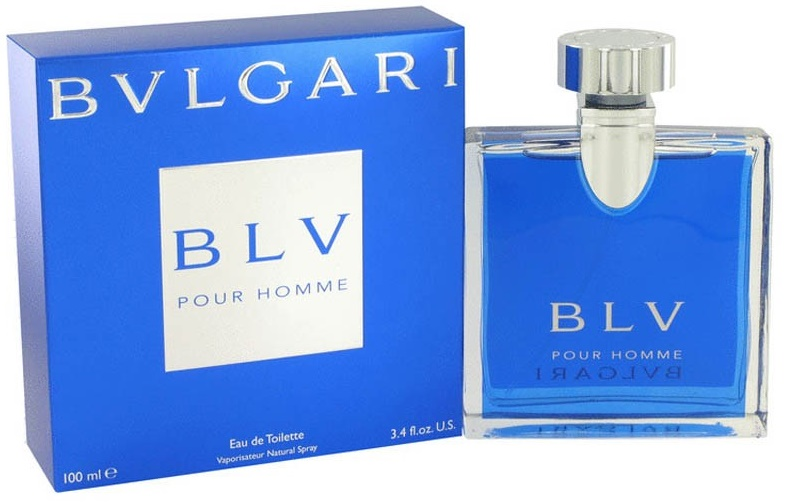 Bvlgari BLV pour Homme, 100ml, Toaletní voda