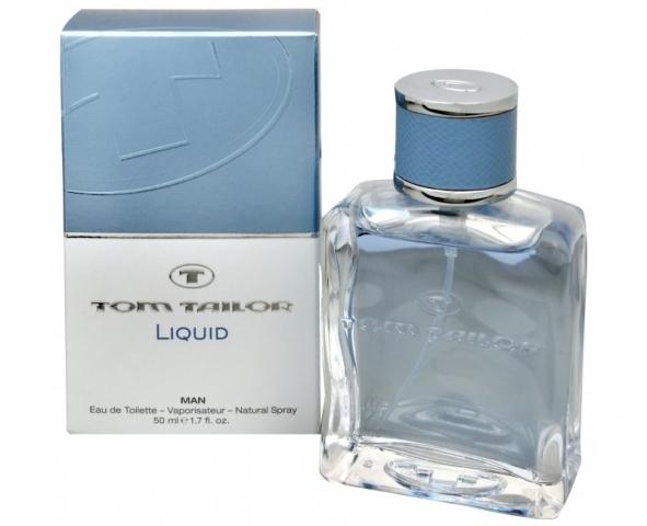 Tom Tailor Liquid Man, 50ml, Toaletní voda