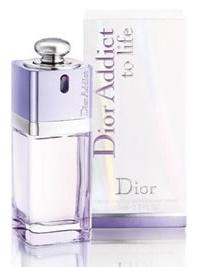 Christian Dior Addict To Life, Toaletní voda, 50ml, Dámska vôňa