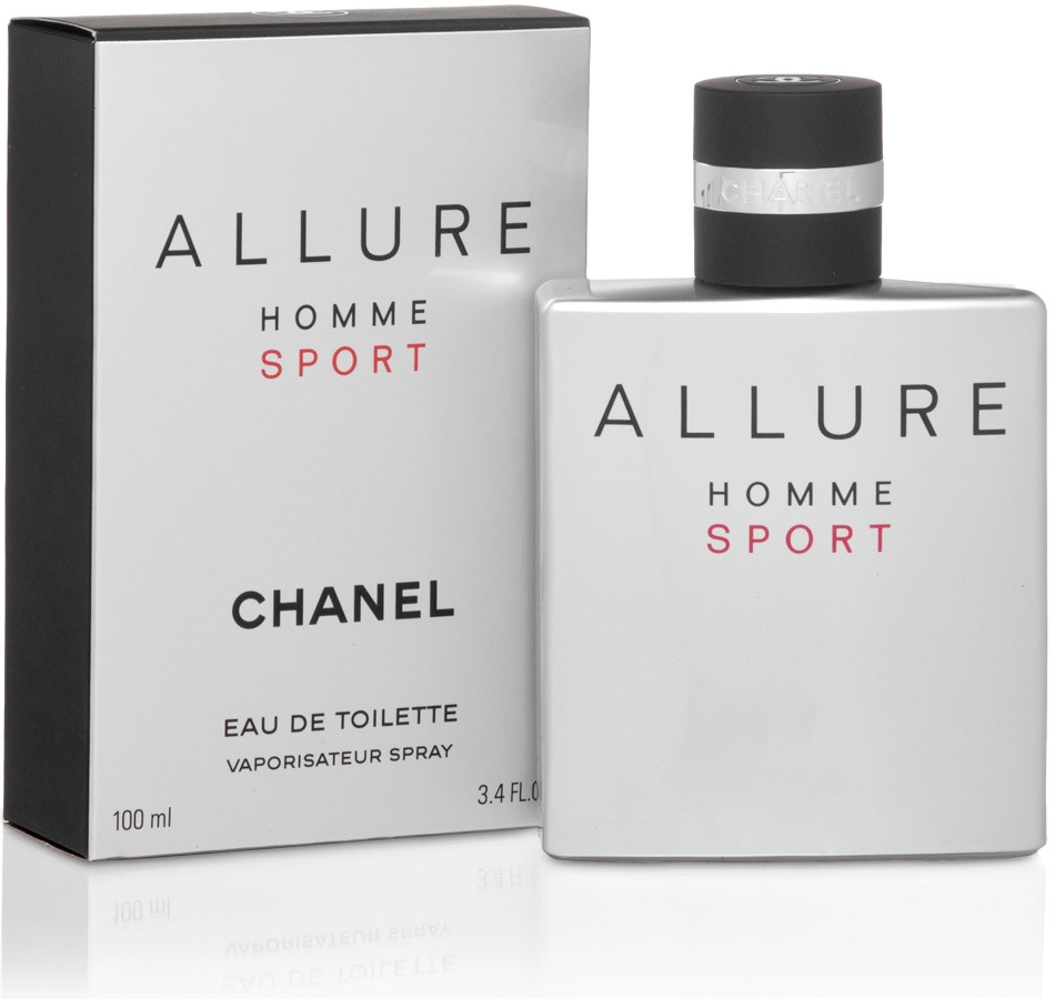 Chanel Allure Homme Sport, Toaletní voda, 100ml, Pánska vôňa