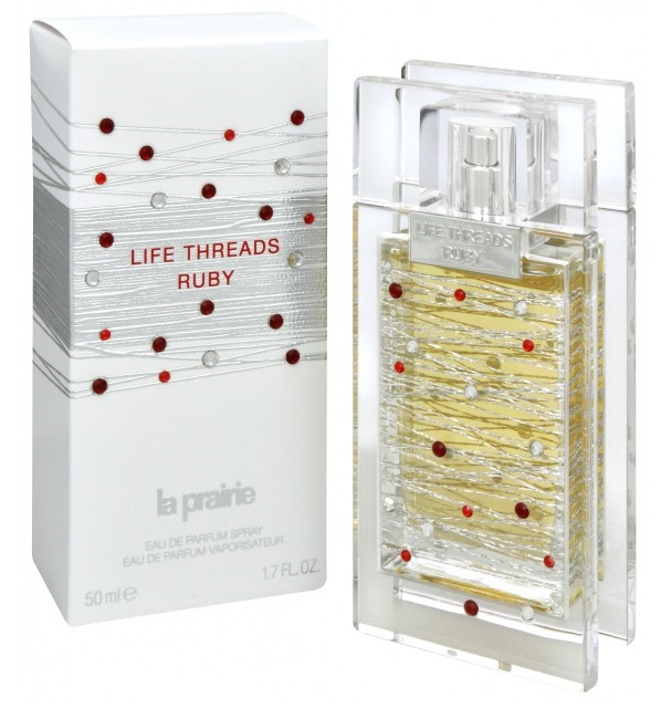 La Prairie Life Threads Ruby, 50ml, Parfémovaná voda