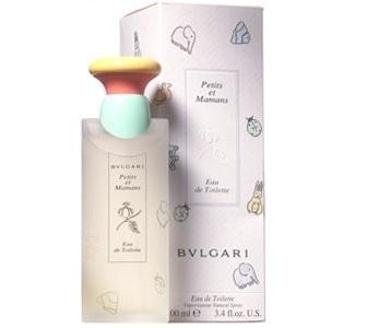 Bvlgari Petits et Mamans, 100ml, Toaletní voda