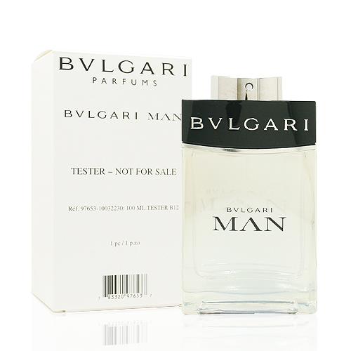Bvlgari Bvlgari Man, 100ml, Toaletní voda - Tester