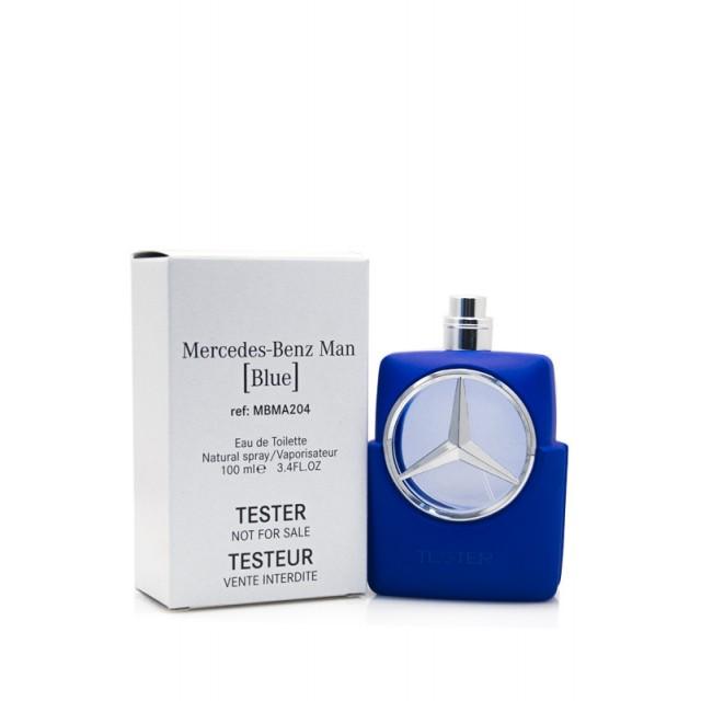 Mercedes-Benz Man Blue, 100ml, Toaletní voda - Tester