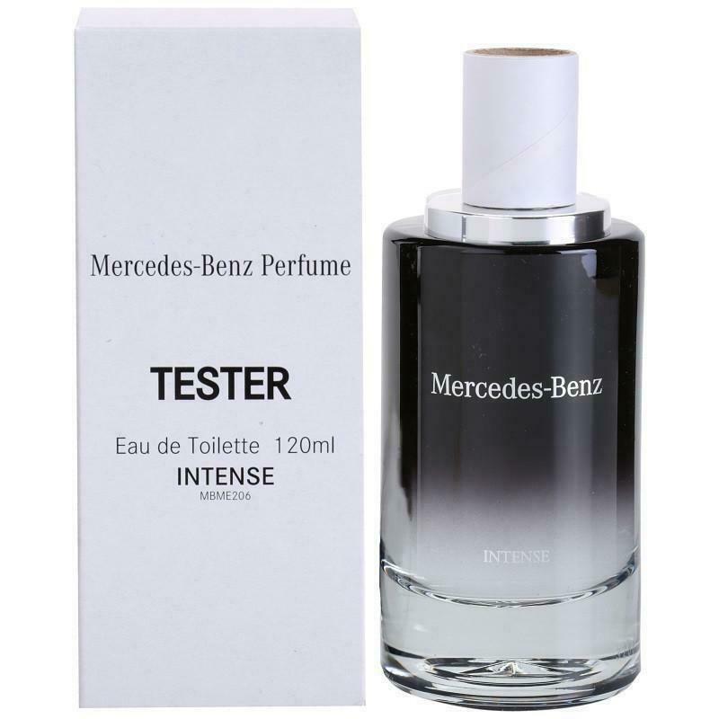 Mercedes-Benz for Men Intense, 120ml, Toaletní voda - Tester