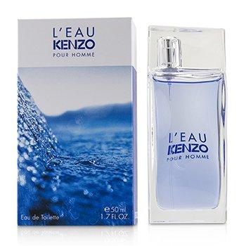 Kenzo L´eau Kenzo Pour Homme, 50ml, Toaletní voda