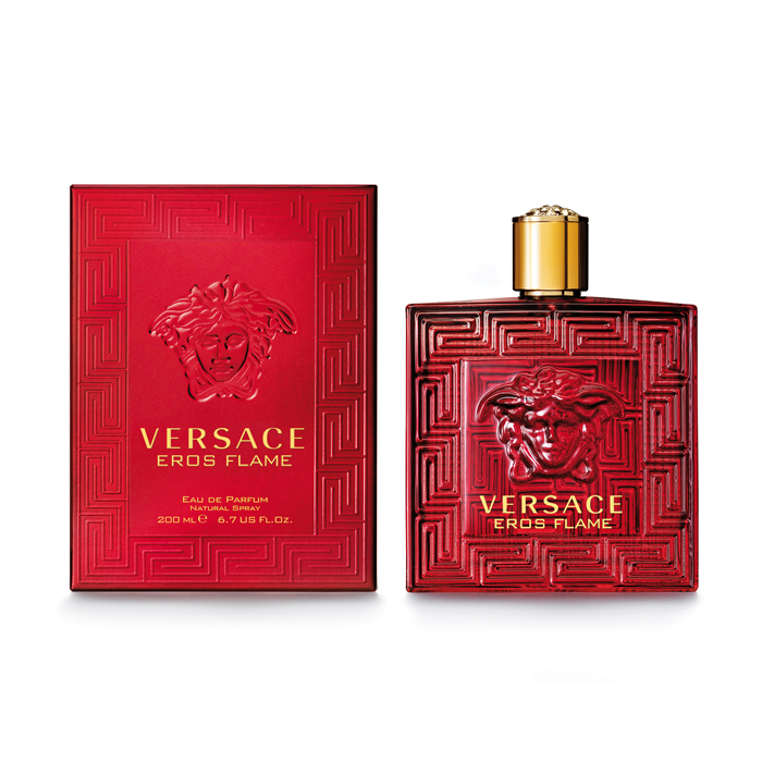 Versace Eros Flame, 200ml, Parfémovaná voda