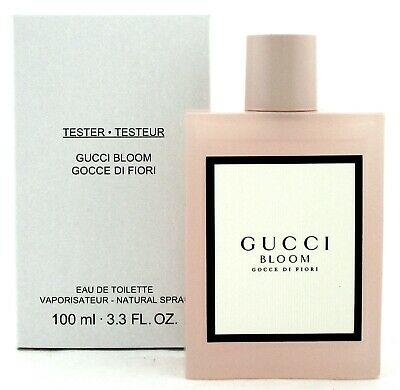 Gucci Bloom Gocce Di Fiori, 100ml, Toaletní voda - Tester