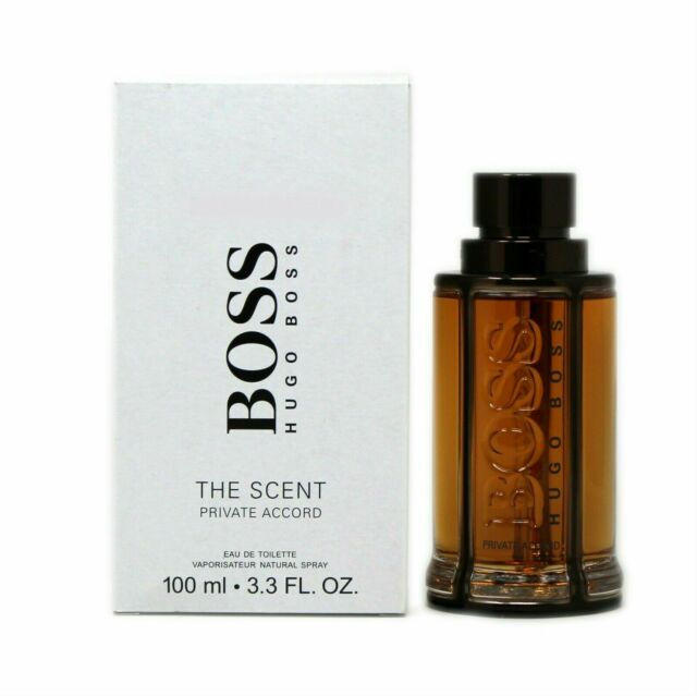 Hugo Boss Boss The Scent Private Accord, 100ml, Toaletní voda - Tester