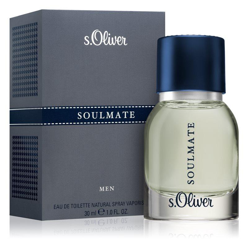 s.Oliver Soulmate Men, 30ml, Toaletní voda