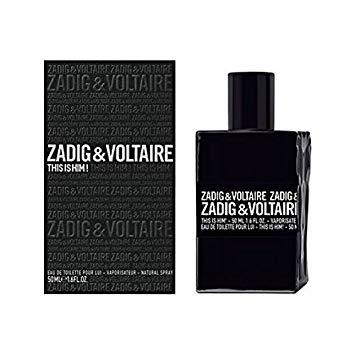 Zadig & Voltaire This Is Him!, 50ml, Toaletní voda