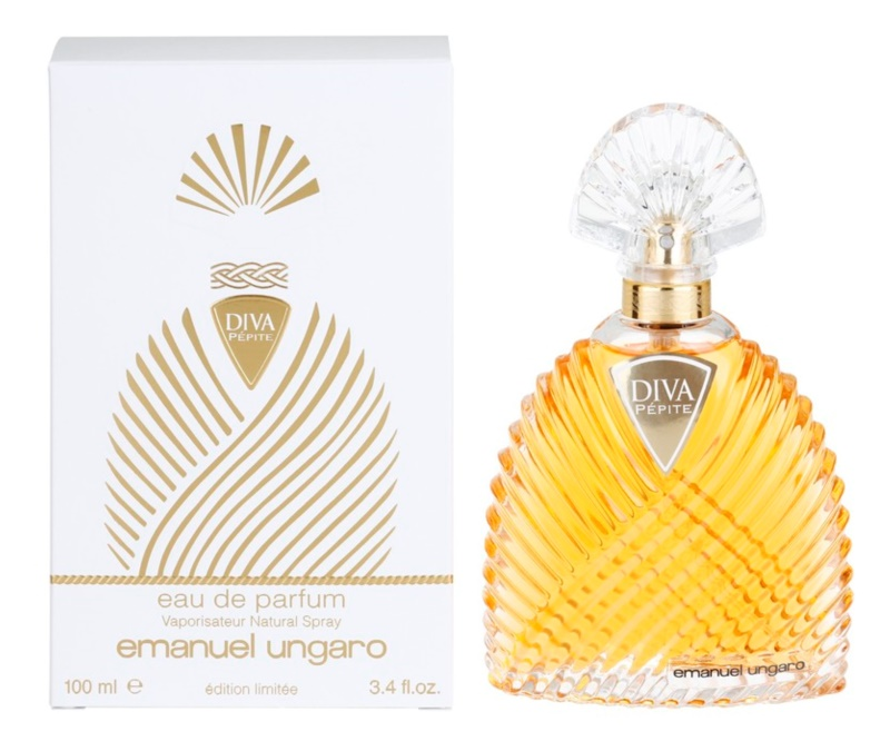 Emanuel Ungaro Diva Pépite Limited edition, 100ml, Parfémovaná voda