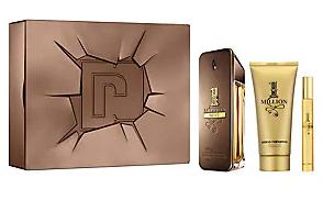 Paco Rabanne 1 Million Privé, parfémovaná voda 100ml + parfémovaná voda 10ml + sprchový gel 100ml, D