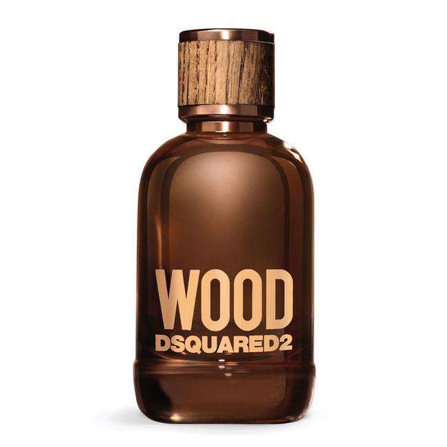 Dsquared2 Wood Pour Homme, 100ml, Toaletní voda - Tester