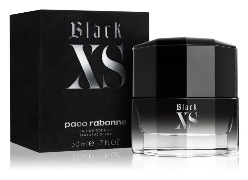 Paco Rabanne Black XS 2018, 50ml, Toaletní voda