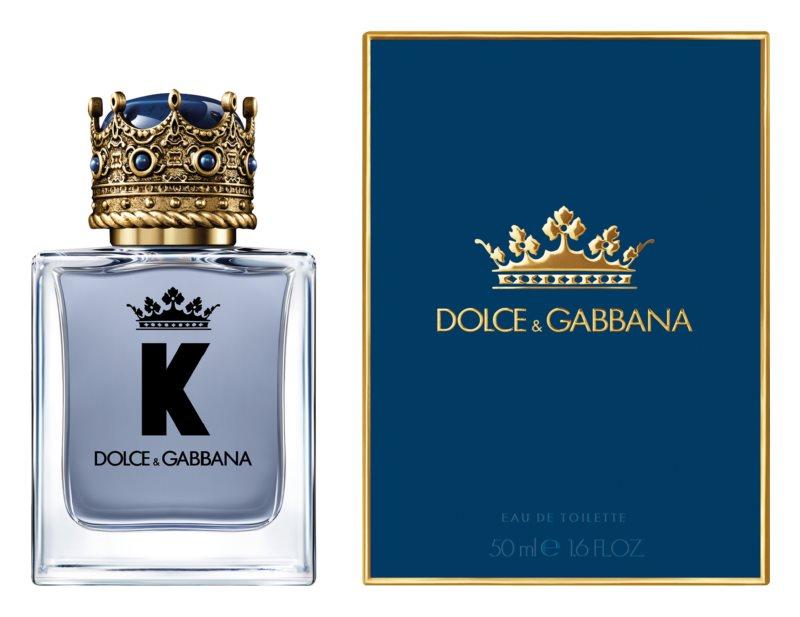 Dolce & Gabbana K by Dolce & Gabbana, 50ml, Toaletní voda
