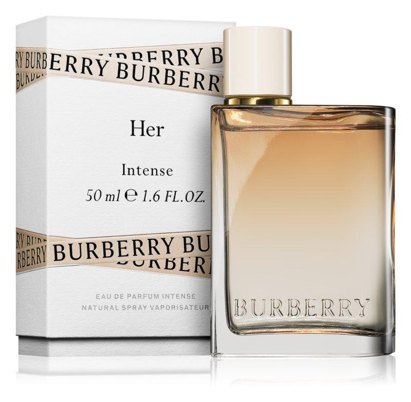Burberry Her Intense, 50ml, Parfémovaná voda