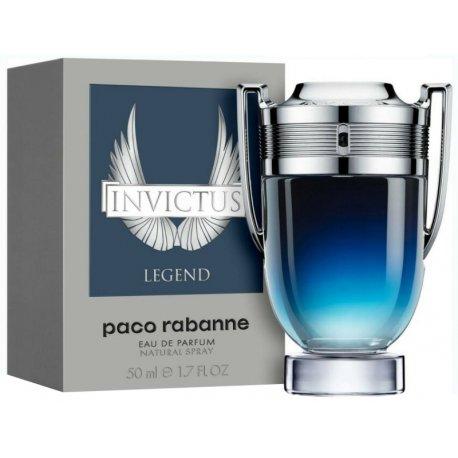 Paco Rabanne Invictus Legend, 50ml, Parfémovaná voda
