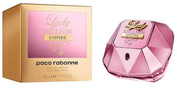 Paco Rabanne Lady Million Empire, 50ml, Parfémovaná voda
