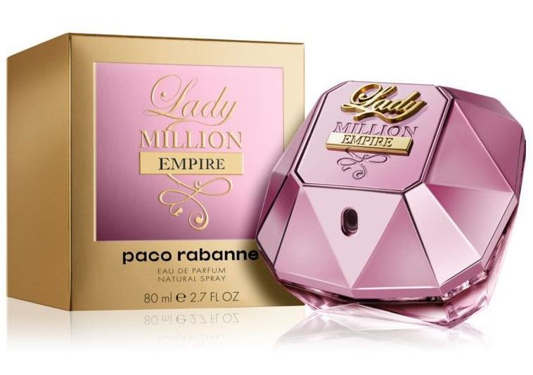 Paco Rabanne Lady Million Empire, 80ml, Parfémovaná voda
