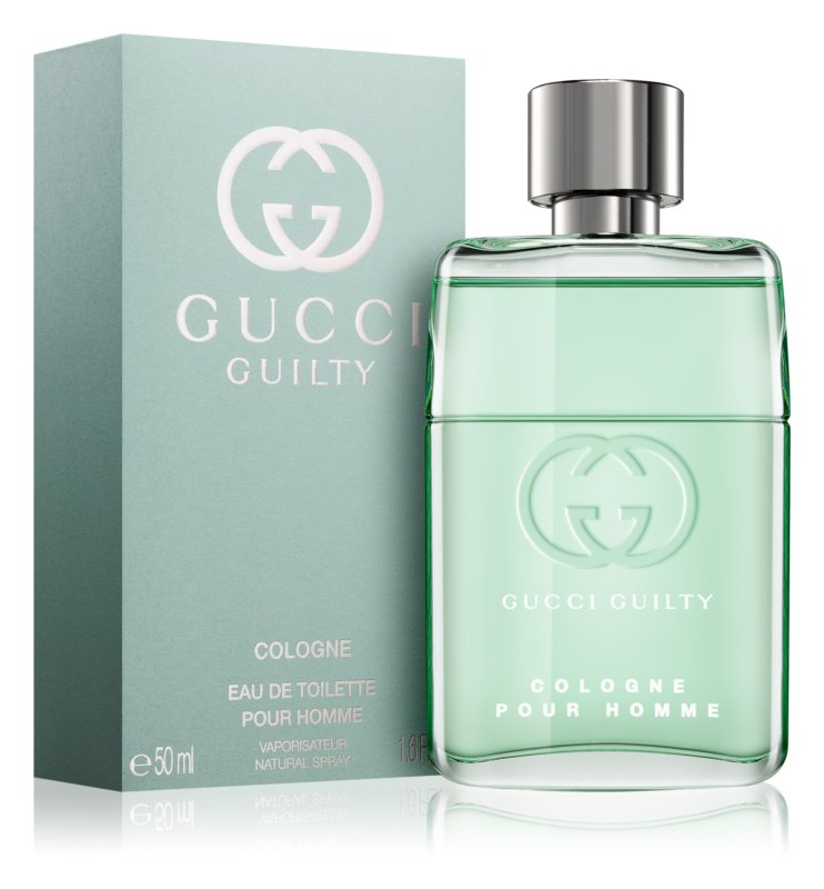 Gucci Guilty Cologne Pour Homme, 50ml, Toaletní voda