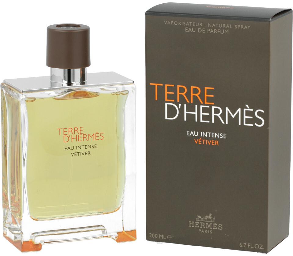 Hermès Terre d'Hermès Eau Intense Vétiver, 200ml, Parfémovaná voda