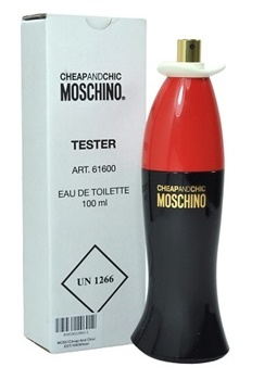 Moschino Cheap And Chic, 100ml, Toaletní voda - Tester