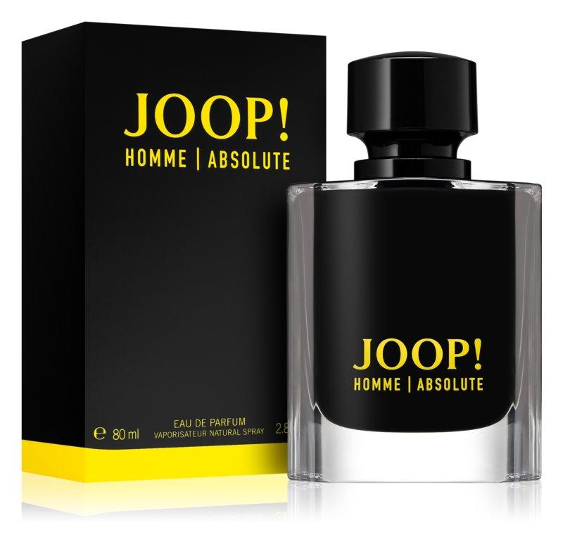 Joop! Homme Absolute, 80ml, Parfémovaná voda