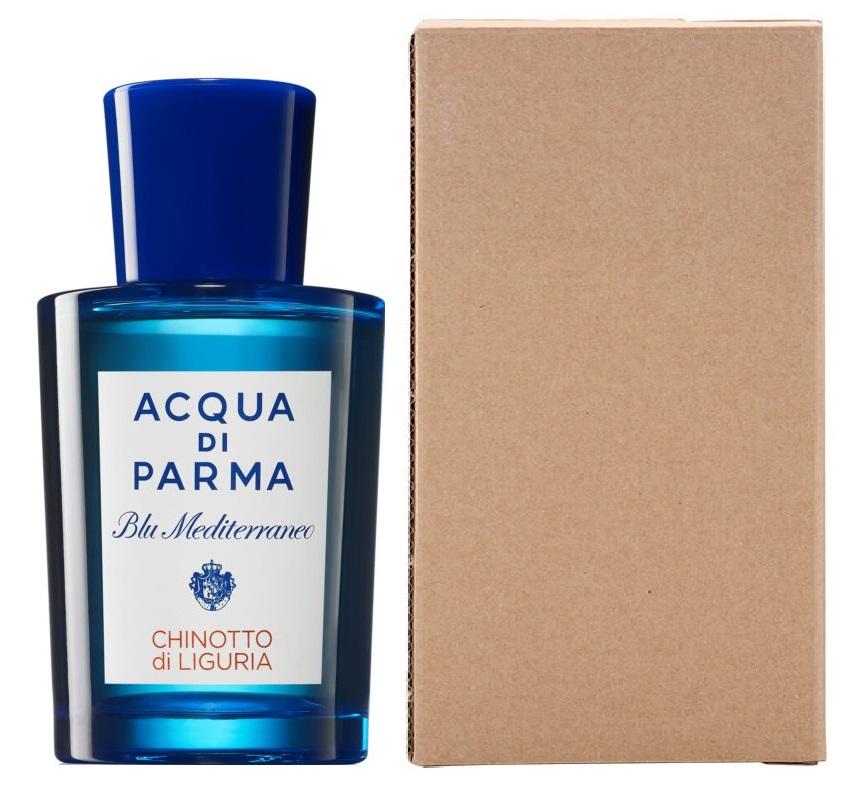 Acqua di Parma Blu Mediterraneo Chinotto di Liguria, 150ml, Toaletní voda - Tester