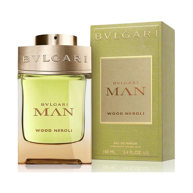 Bvlgari Man Wood Neroli, 100ml, Parfémovaná voda